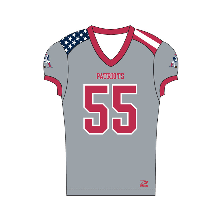 """Stars n' Stripes"" Football Jersey"