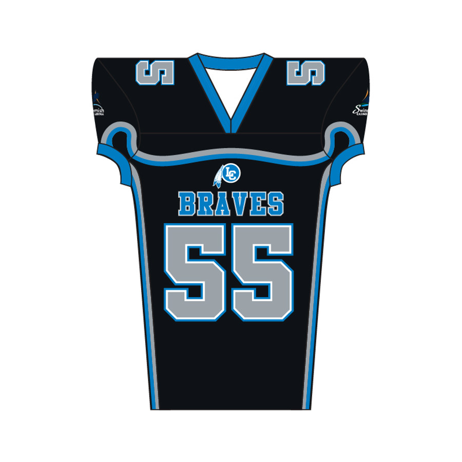"""Defense"" Football Jersey"