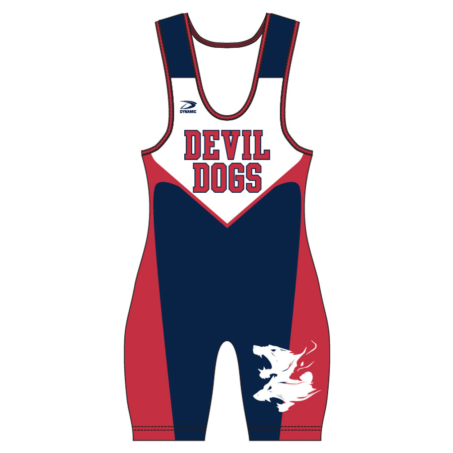 """Bout"" Men's Wrestling Uniform"
