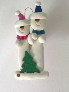 Single Parent Ornaments