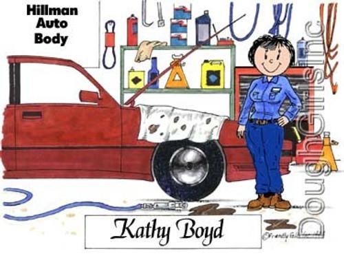 Auto Mechanic-Female