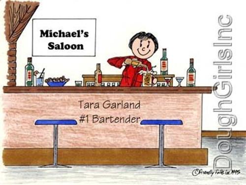 Bartender-Female