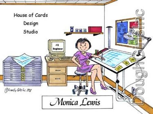 Architect/Engineer-Female