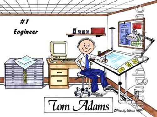 Architect/Engineer-Male