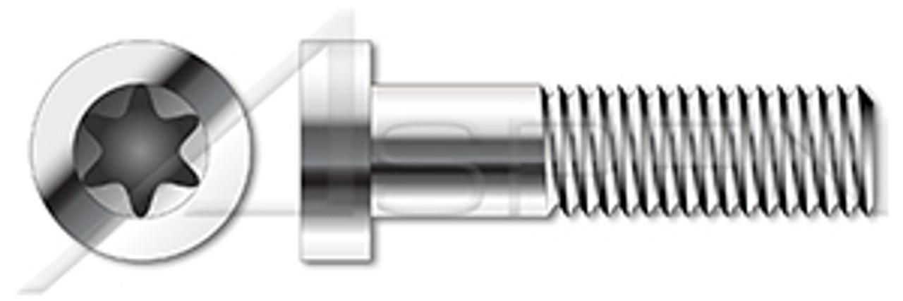 M3 x 20mm Stainless Steel A2 304 18-8 Low Profile Socket Head Cap Screws