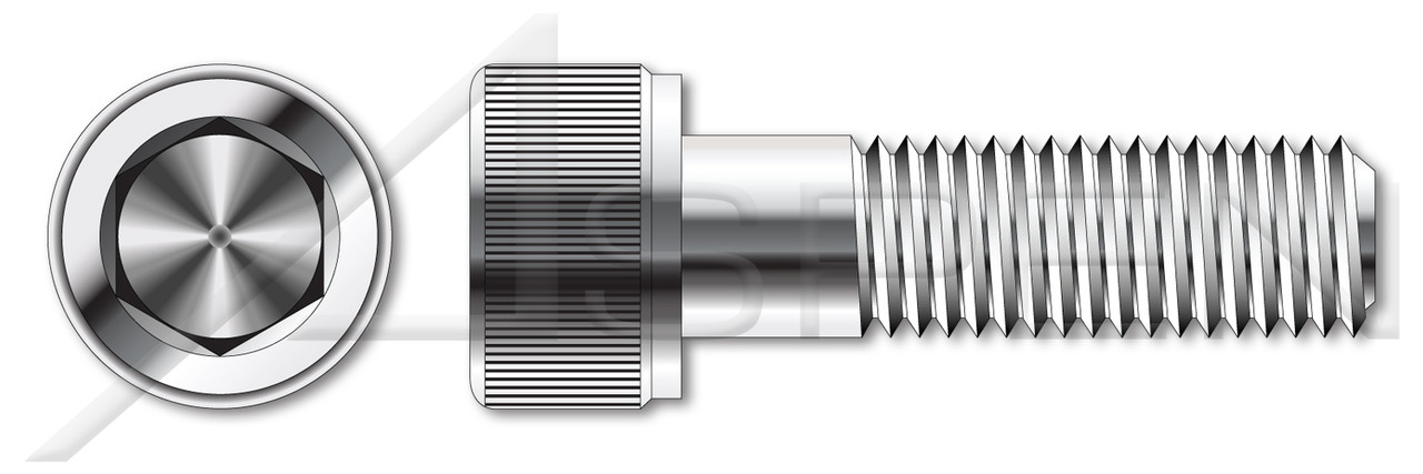 18-8 Stainless Steel Thread Size #6-32 Socket Head Screw