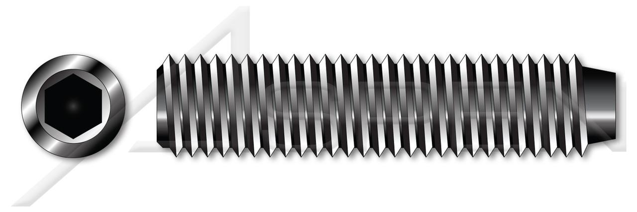 Alloy Steel Set Screw Thread Size 7//16-20