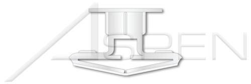 "1"" Plastic Toggle Anchors"