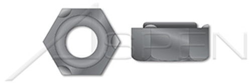 M16-2.0 DIN 929, Metric, Hex Weld Nuts, Steel, Plain