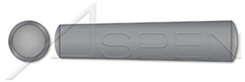 M1.5 X 8mm DIN 1 Type B / ISO 2339, Metric, Standard Tapered Pins, Steel