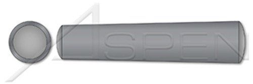 M10 X 120mm DIN 1 Type B / ISO 2339, Metric, Standard Tapered Pins, Steel