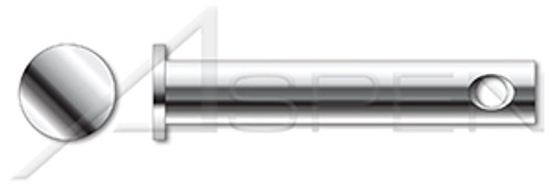 """5/16"""" X 1-1/8"""" Clevis Pins, AISI 304 Stainless Steel (18-8)"""