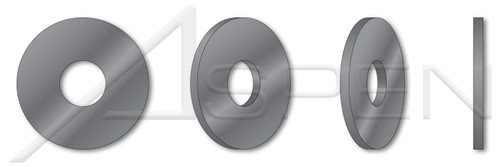 """1"""" Round Structural Washers, Steel, Hardened"""