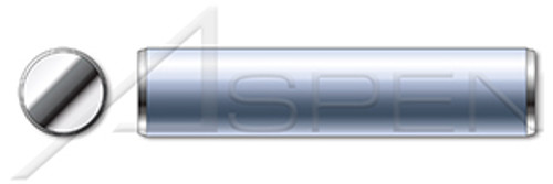 """3/16"""" X 5/16"""" Solid Dowel Pins, AISI 304 Stainless Steel (18-8)"""