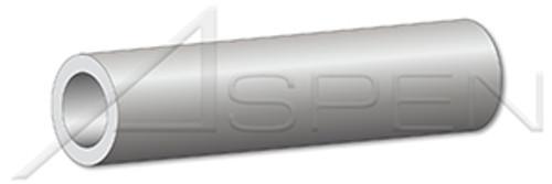 """#10 X 1"""" Round Spacers, 1/2"""" Diameter, Aluminum Alloy # 2011"""