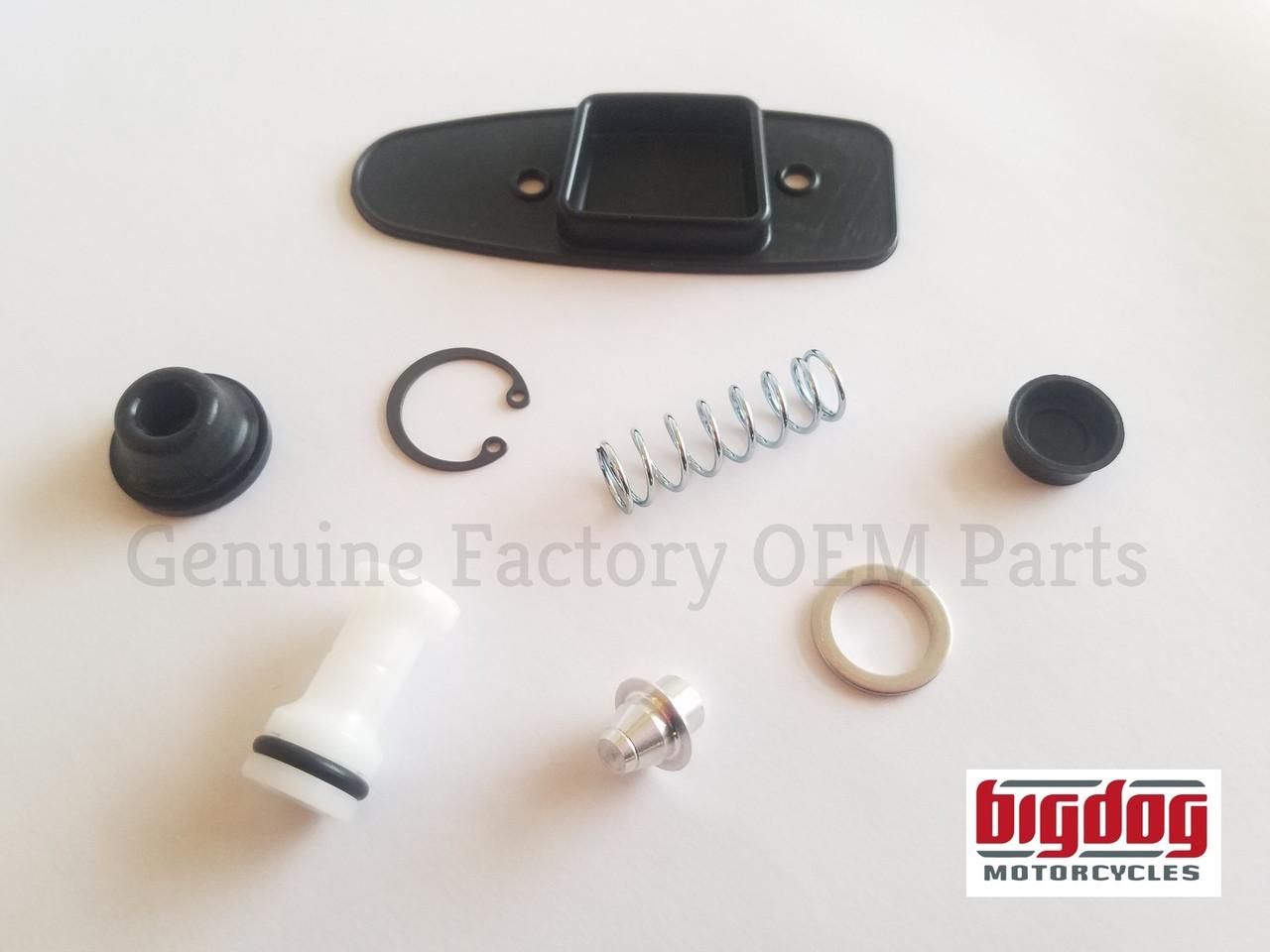 Parts w/Pads Big Dog Motorcycles Front/Rear Caliper Rebuild Master ...