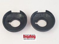 Turn Signal Rubber Grommets (PAIR) FRONT OR REAR (2003-11)