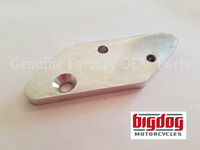 FORWARD CONTROL MOUNTING PLATE - RH