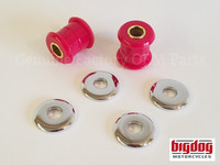 Neoprene Handlebar Bushing Kit