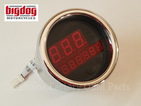 DIGITAL SPEEDOMETER - RED