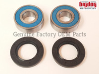 SEALED WHEEL BEARING SET (W/ DUST SEALS)