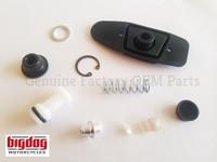 Rebuild Kit, Front Master Cylinder (w/ Site Glass Lens)