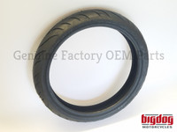 Front Tire - 21""