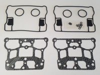 Rocker Box Gasket Kit - 117ci - 2007-11