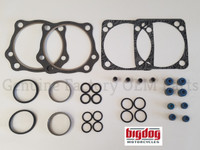 BIG DOG TOP END GASKET KIT - 117ci - 2004-11