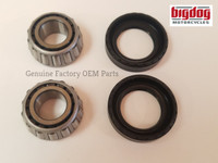 Front Wheel Bearings and Seal Set (PM Wheels)