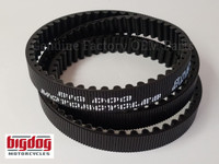 Chopper Bulldog MORE 2000-04 Big Dog Motorcycles Primary Drive Belt Mastiff