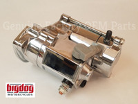 Big Dog Motorcycles CHROME Starter (1999-2004)