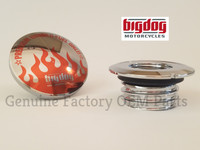 Solo Fuel Cap w/ Spill Ring