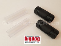 Handlebar Grips Rubber Inserts (pair) 2004-Present
