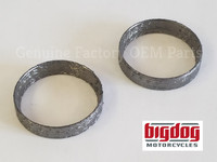 Exhaust Gasket Set - 1998-Present (K-9, Pitbull, Mastiff, MORE)