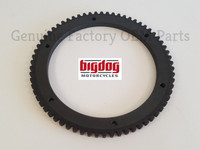 Big Dog Motorcycles Starter Ring Gear (2001-04) Chopper, Mastiff, Pitbull, MORE