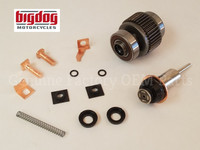 Starter Clutch & Solenoid Rebuild Kit - 2005-11 (ALL MODELS)