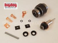 Starter Clutch & Solenoid Rebuild Kit - 2005-11 (ALL MODELS)