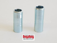Big Dog Motorcycles Mirror Sleeve Bushings - 2004-Present