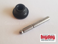 Master Cylinder Pushrod & Boot (Rear Foot or Front Hand)