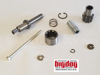 Big Dog Motorcycles OEM Jackshaft Assembly - ALL MODELS - 1999-2004