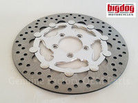 Brake Disc Rotor - 2005 Bulldog