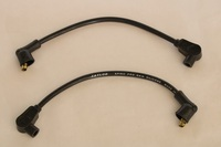 Spark Plug Ignition Wires - 2003-11 ALL MODELS (Black)