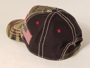 Big Dog Motorcycles Fatigue / Military Hat (Cap) - Adjustable & Embroidered