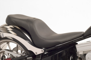 Big Dog Motorcycles 2 Up Seat - Chopper, Bulldog, Mutt, Coyote