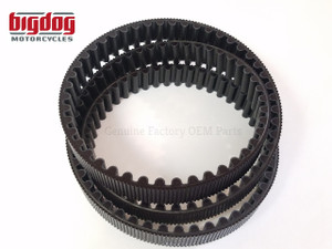 Big Dog OEM Final Drive Belt - 2005-11 - (Universal Fitments)