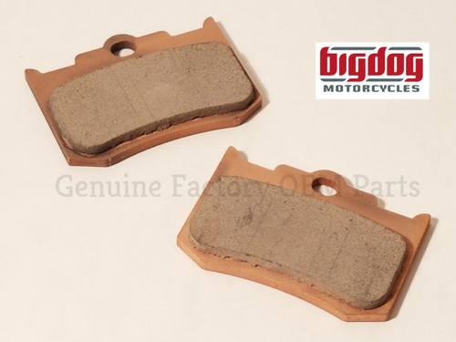 BRAKE PADS (OEM REPLACEMENT) - 2000-PRESENT