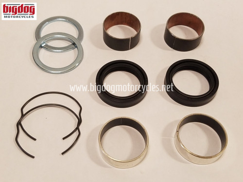 Fork Seal Rebuild Kit (41mm) - 2001-2016 Big Dog Models