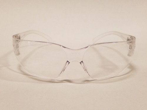 Big Dog Motorcycles Riding Glasses - Clear (Large)