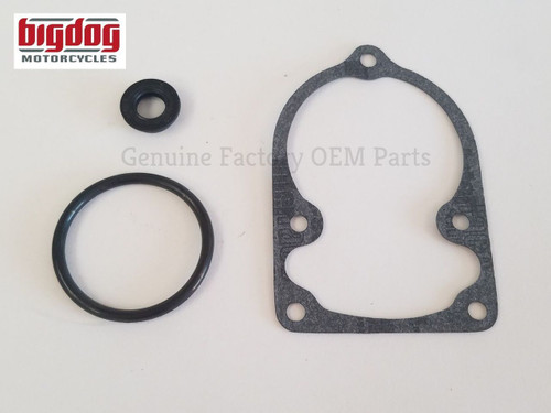 BIG DOG PULLEY COVER ACTUATOR SEAL REBUILD KIT - 2005-11 (UNIVERSAL FITMENT)